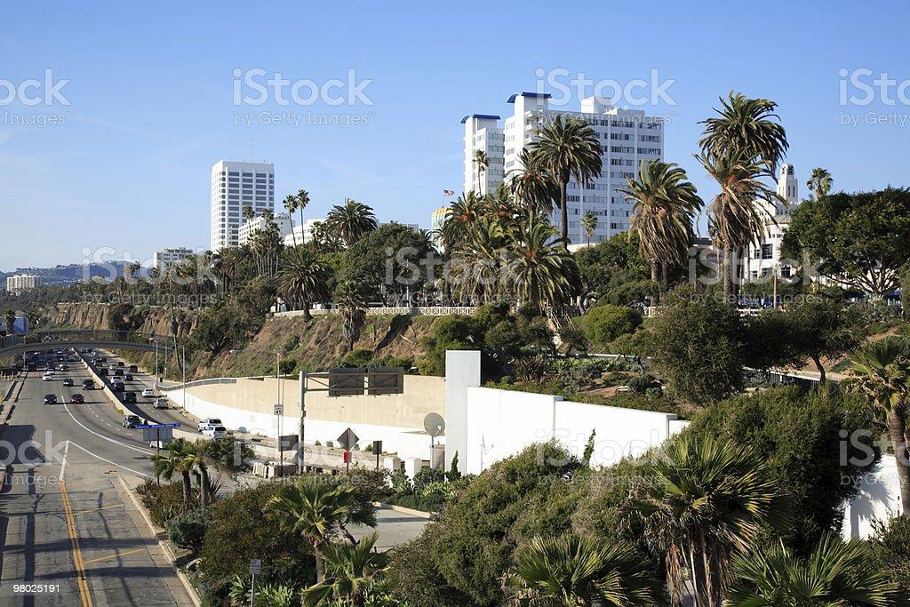 Santa Monica, CA foto stock royalty-free