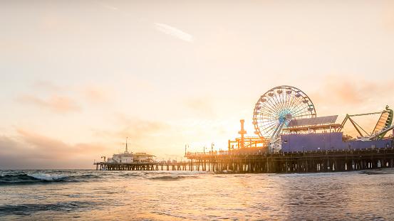 Santa Monica Stock Photo - Download Image Now