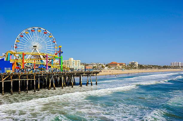 Santa Monica Pier – Foto