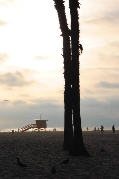 Santa Monica, United States stock photo