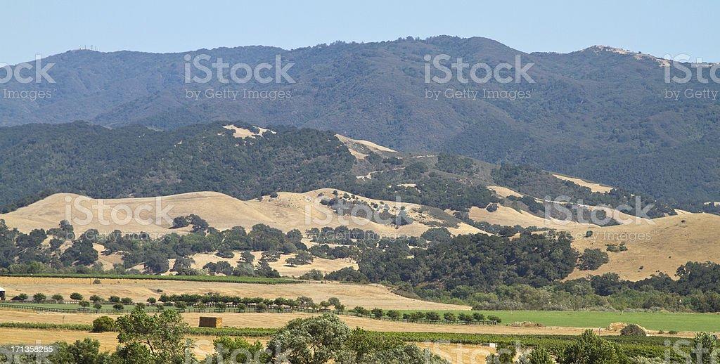Santa Ynez stock photo