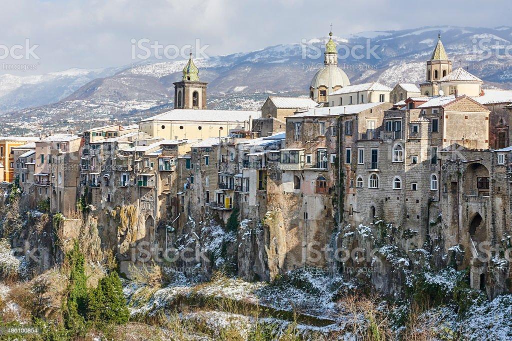 Sant'Agata de'Goti - foto stock