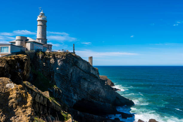 santander lighthouse - santander zdjęcia i obrazy z banku zdjęć