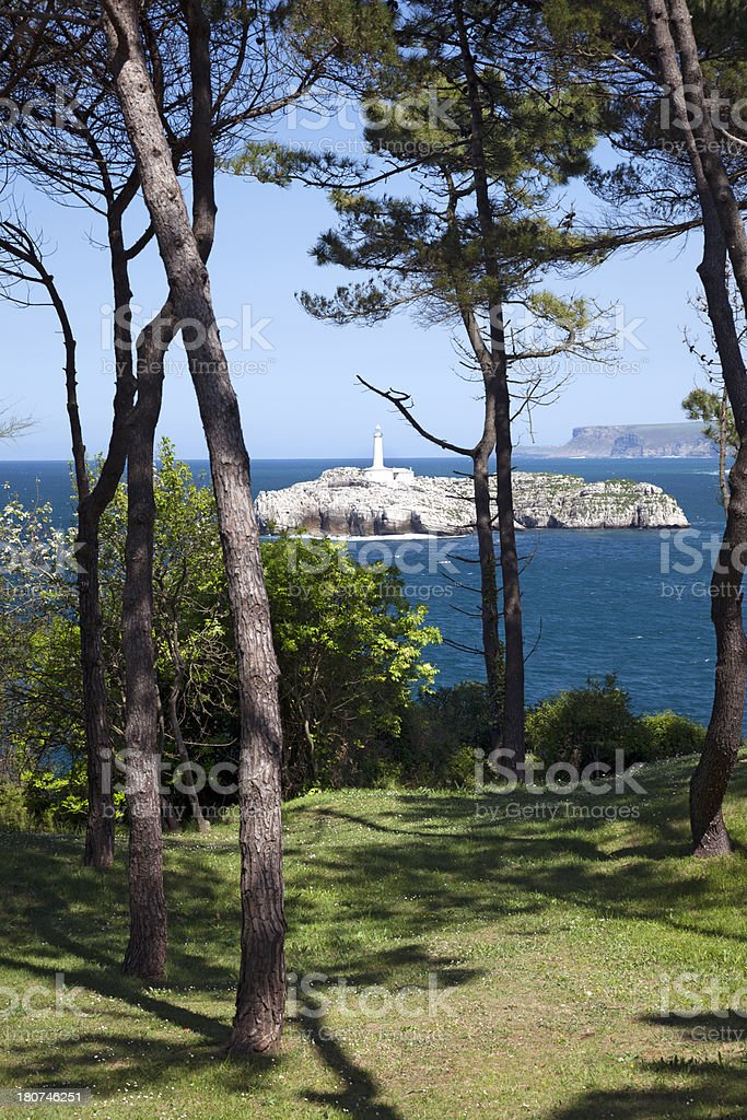 Santander, Spain royalty-free stock photo