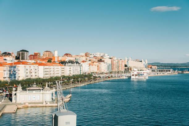 Santander, Spain The city of Santander in northern Spain. santander spain stock pictures, royalty-free photos & images