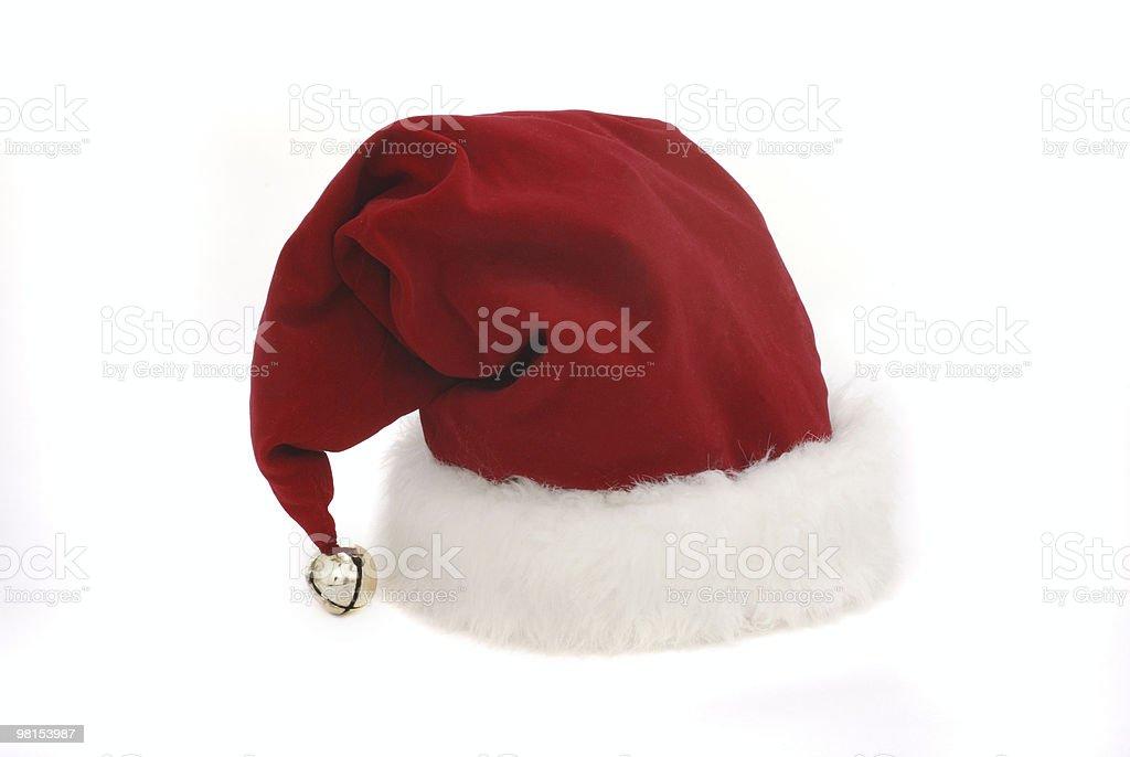 Santa's Elfs Hat royalty-free stock photo