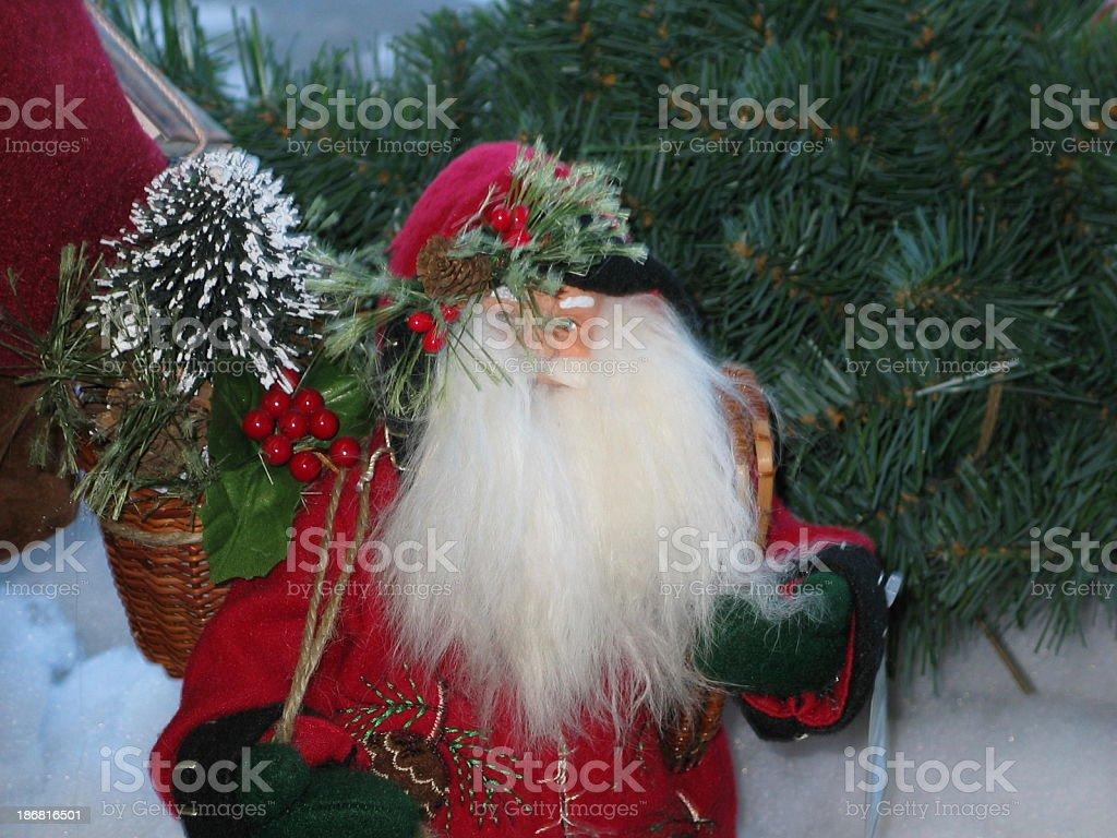 Santas Ready royalty-free stock photo