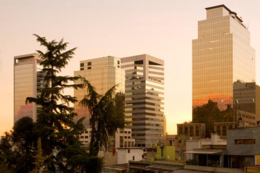 Foto de Santiago Chile e mais fotos de stock de América Latina