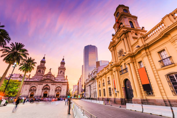 Santiago de Chile, Chile – Foto