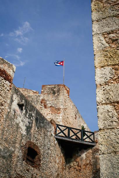 Santiago de Cuba & Sierra Maestra stock photo