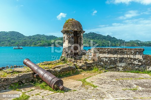 istock Santiago Fortress in Portobelo 931305496