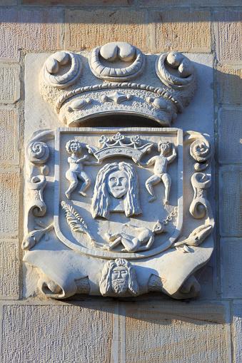 Santillana del Mar' coat of arms