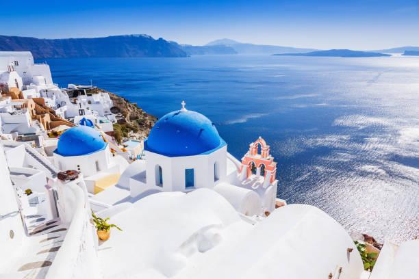 Santorini, Griechenland – Foto