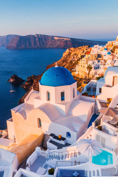 Santorini, Griechenland. – Foto