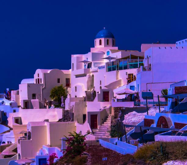 Santorini Greece_8240C_jpg stock photo