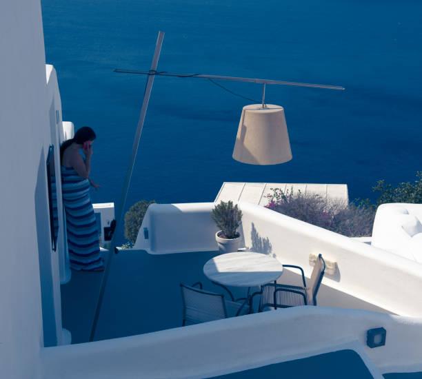 Santorini Greece_8293_jpg stock photo