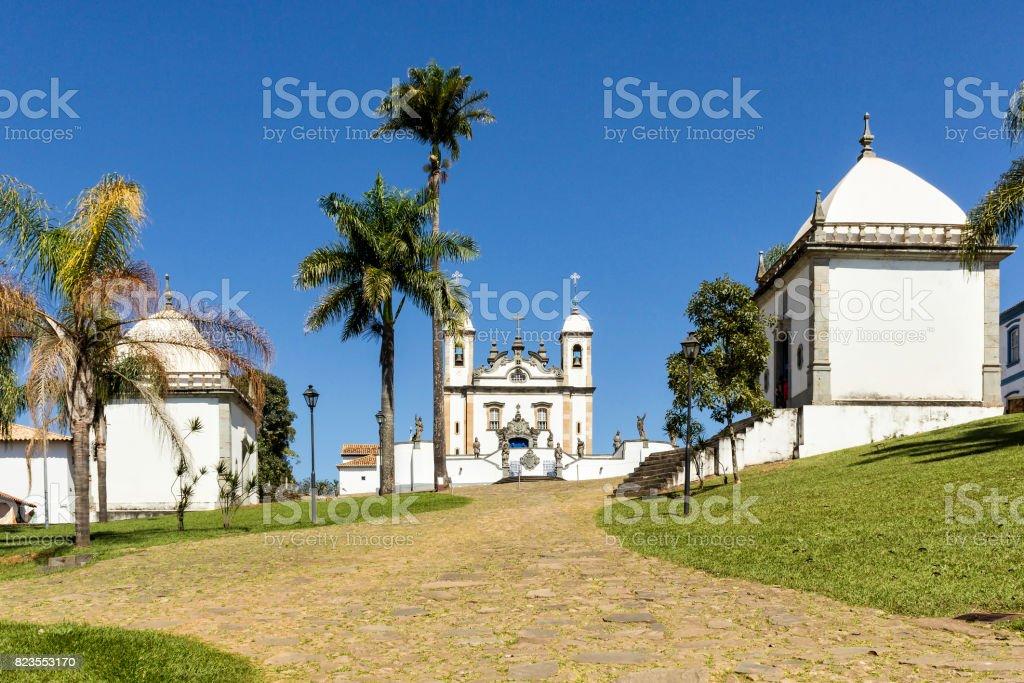 Santuario Bom Jesus de Matosinhos - foto de acervo