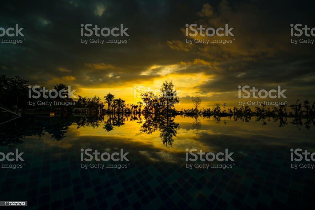 Sanya, hainan seaside sunrise Sanya, hainan seaside sunrise Asia Stock Photo