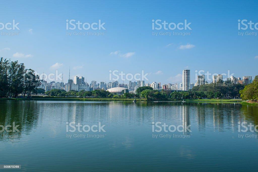 Sao Paulo, Brazil stock photo