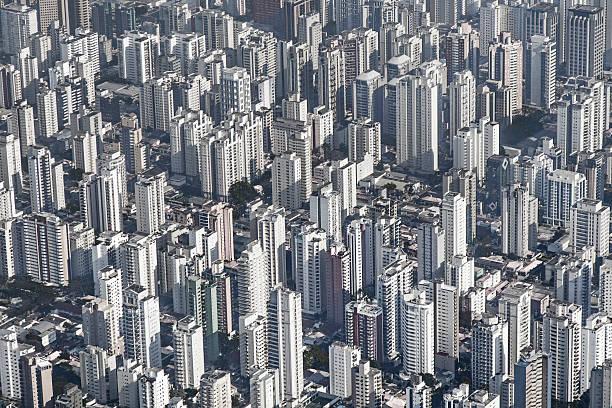 cidade de são paulo - sao paulo - fotografias e filmes do acervo