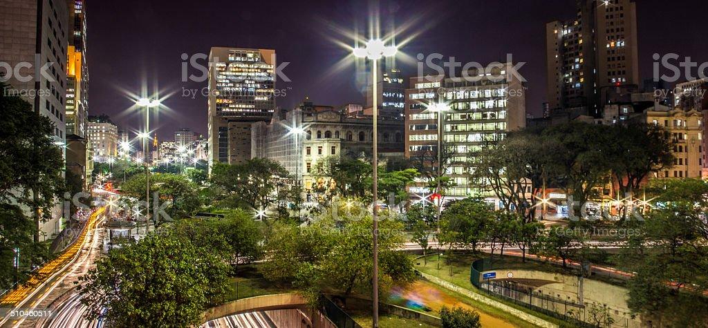 Sao Paulo stock photo