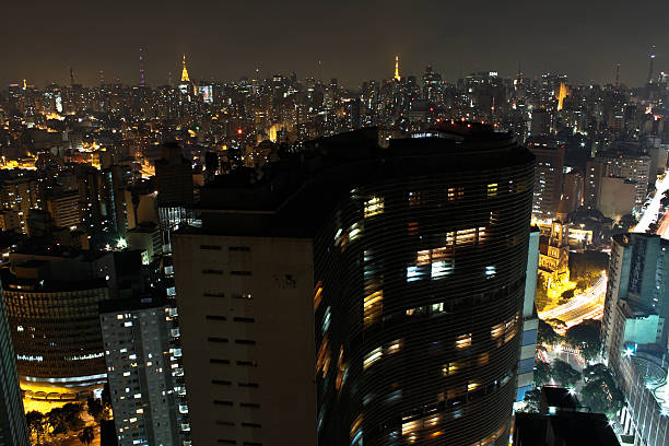 São Paulo stock photo
