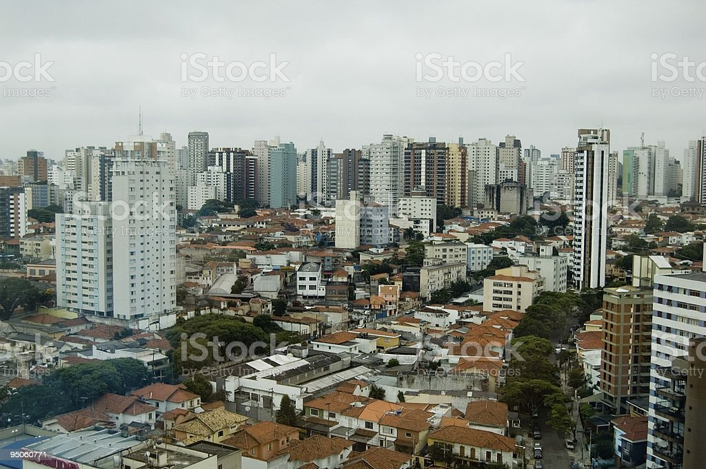 Sao Paulo royalty-free stock photo