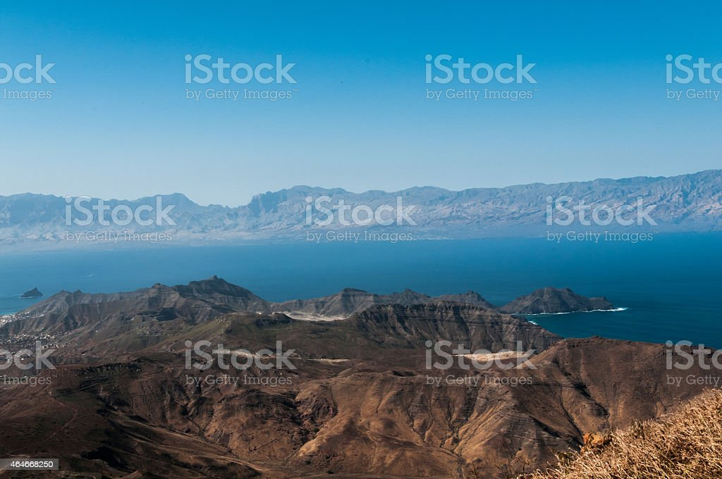 Sao Vicente stock photo