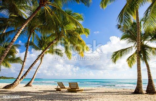 istock Saona island beach 482612302