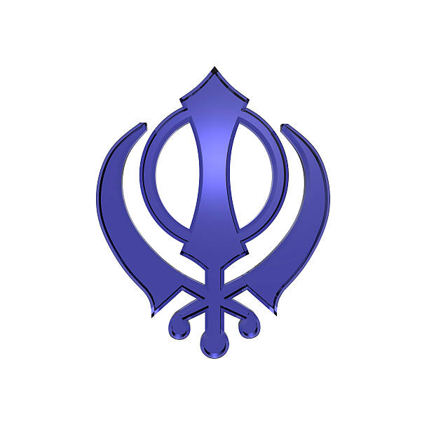 Royalty Free Sikh Symbol Pictures Images And Stock Photos Istock