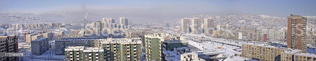 Sarajevo by day royalty-free stock photo