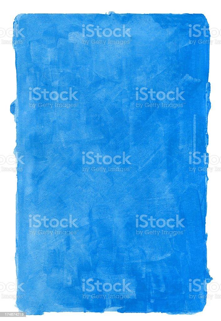 Sarake Blue Frame stock photo