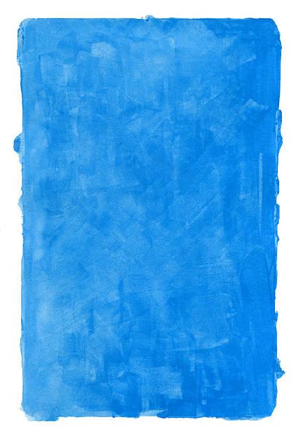 Monture bleu Sarake - Photo