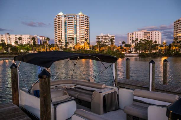 Sarasota across the bay - Photo