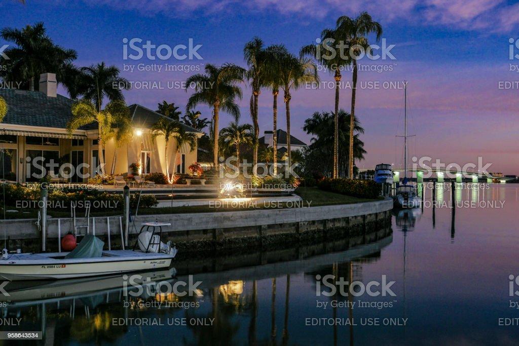 Sarasota, Florida royalty-free stock photo
