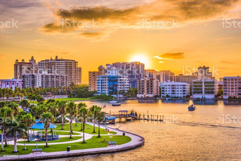 Sarasota, Florida, USA stock photo