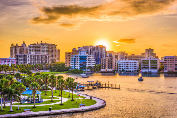 사우자나 - 플로리다 미국 뉴스 사진 이미지