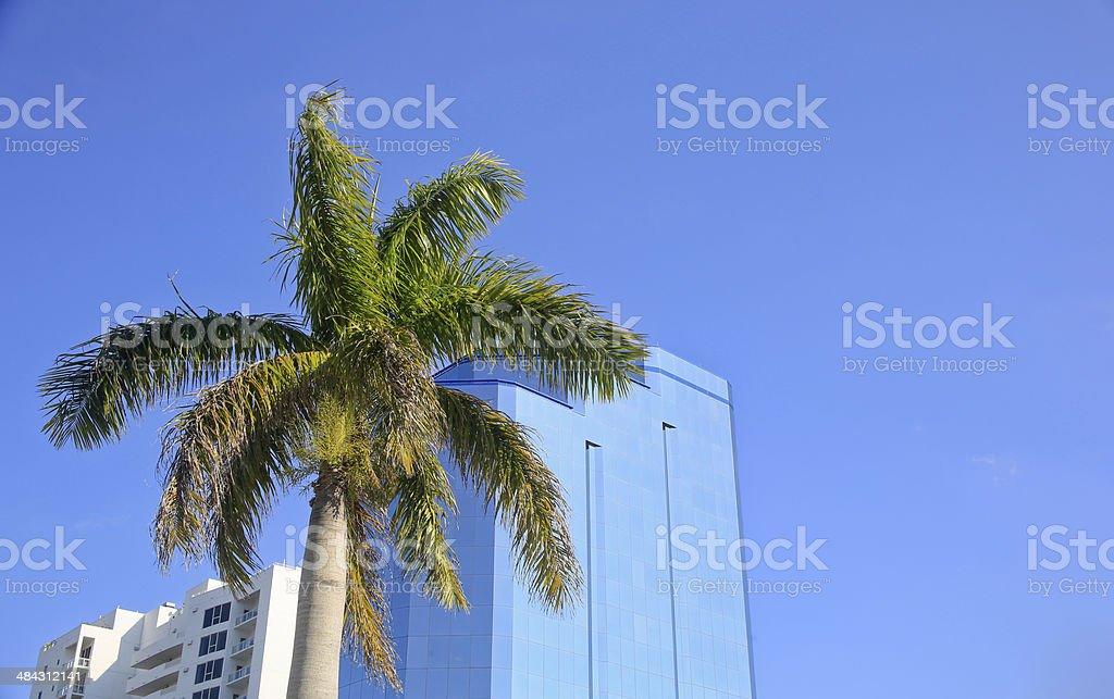 Sarasota Tower, Sarasota, Florida stock photo