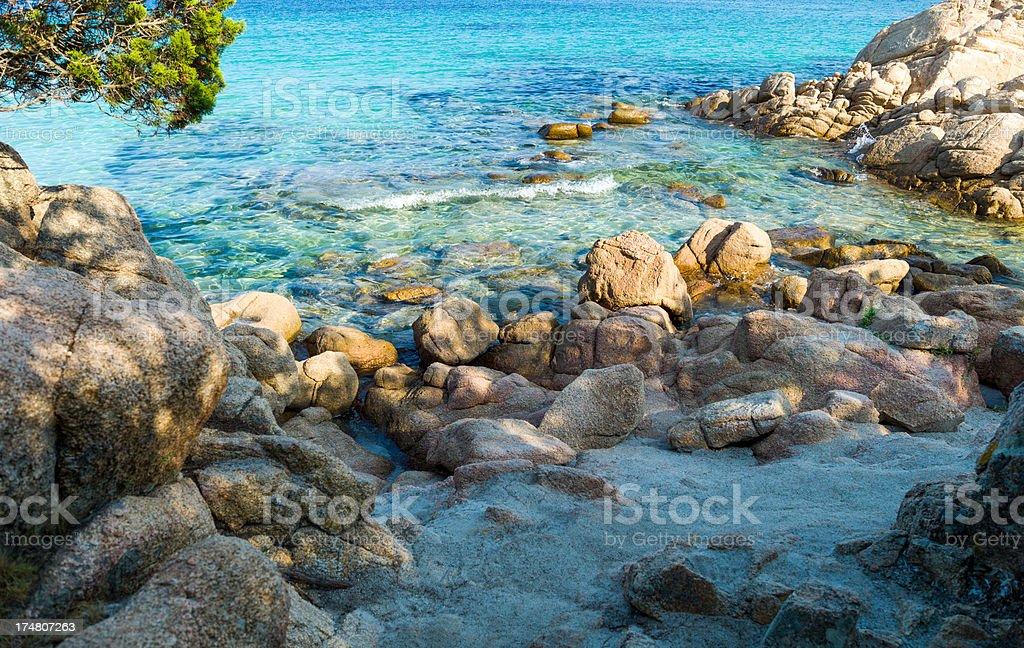 Sardinia stock photo