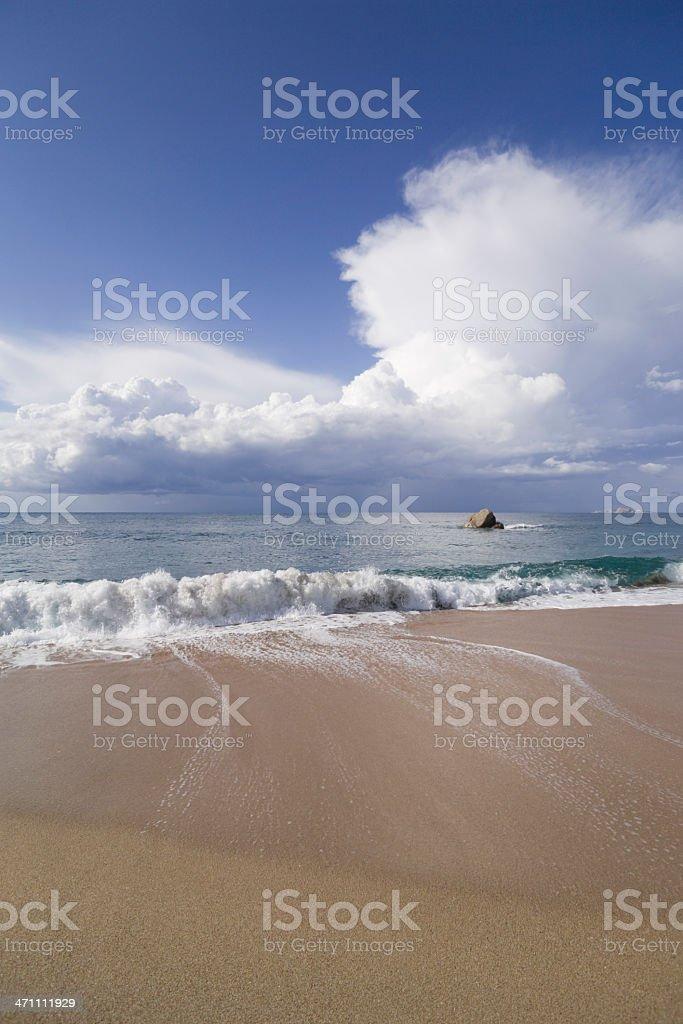 Sardegna stock photo