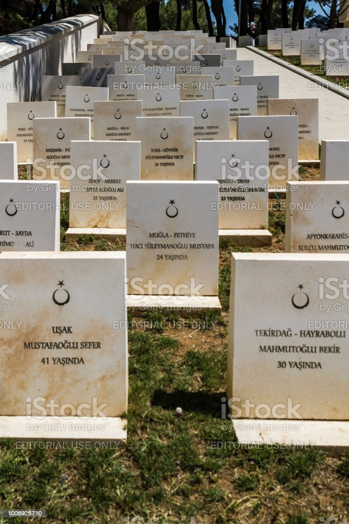 Cimetière et Mémorial de martyre Sargi Yeri - Photo