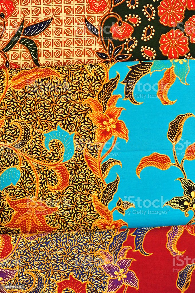Sarong Party stock photo