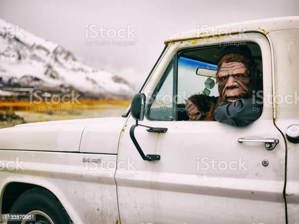 Sasquatch truck driver picture id1133870951?b=1&k=6&m=1133870951&s=612x612&h=oevvickgybh1u5nf8yo6uishkam5ku6hnzl zvdauik=