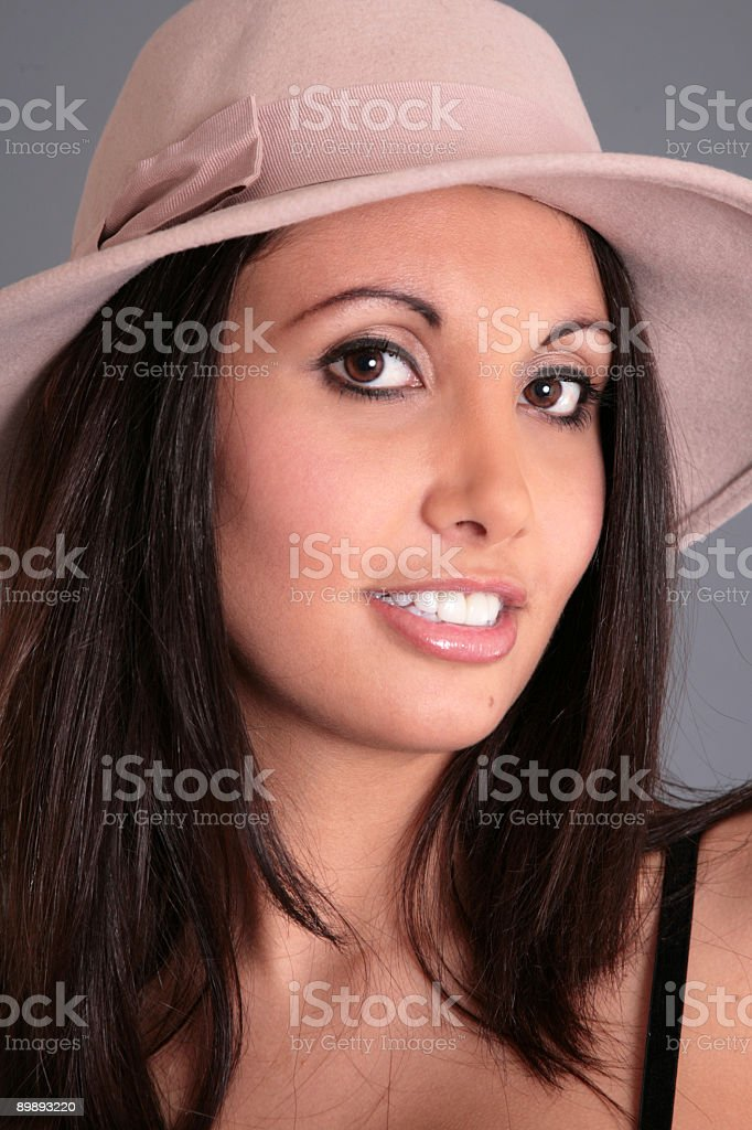 Sassy stock photo