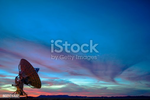 The Very Large Array near Soccoro NM