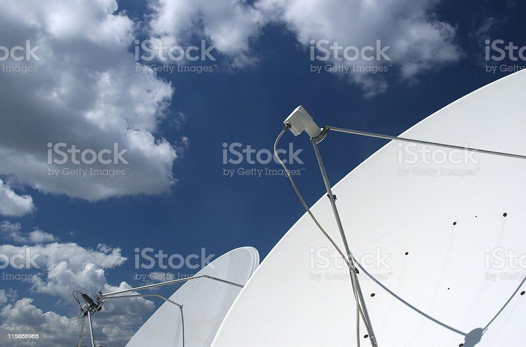 Satellitenschüssel – Foto