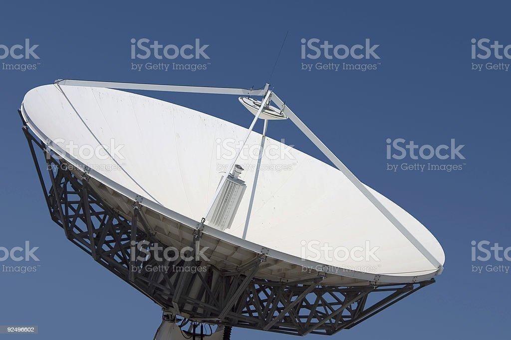 Satellite Dish #5 royalty-free stock photo