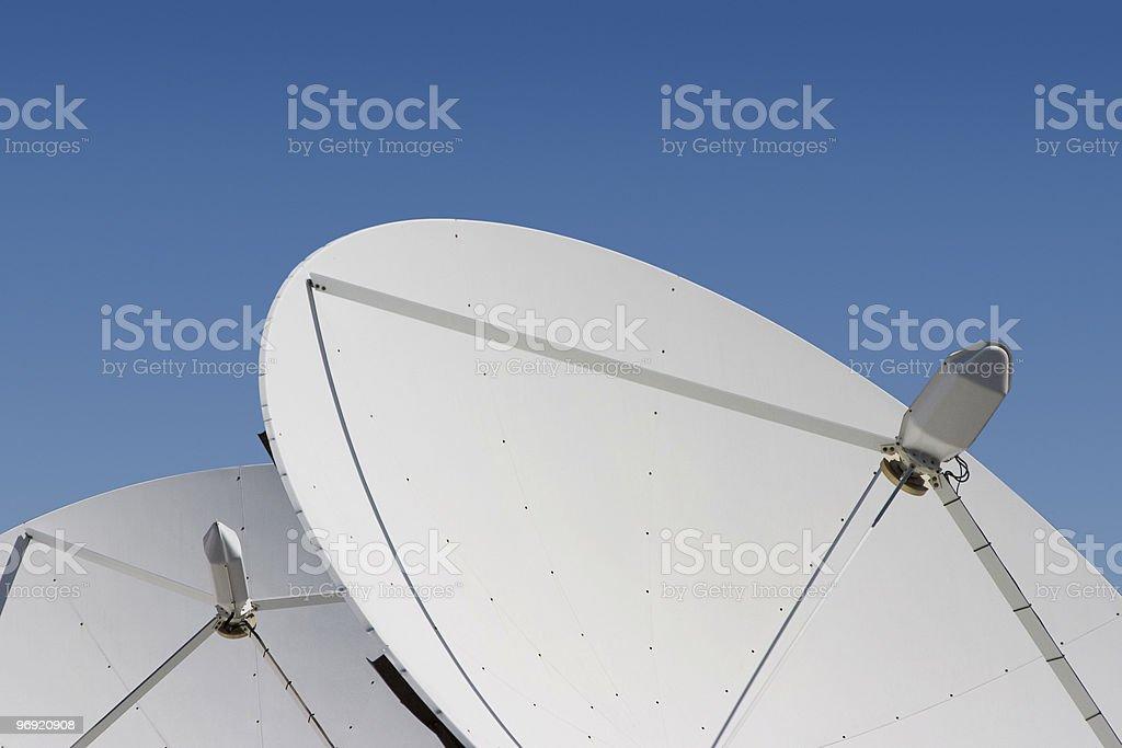 Satellite Dish #6 royalty-free stock photo
