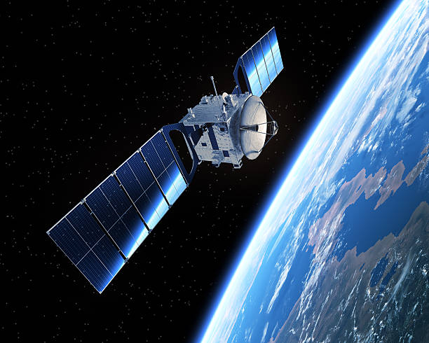 satellite in space - 2015 stock pictures, royalty-free photos & images