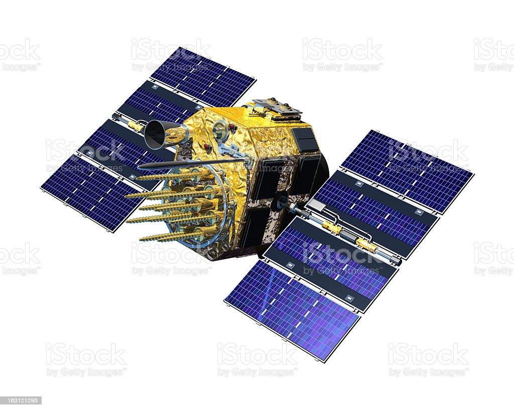 GPS par Satellite - Photo